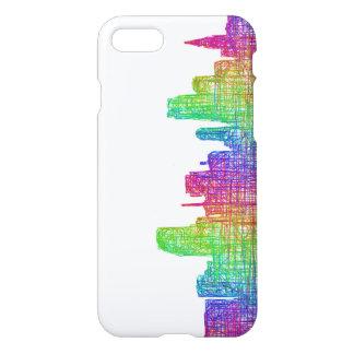 マイアミのスカイライン iPhone 7ケース