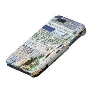 マイアミの川Riverwalkに沿う建物 iPhone SE/5/5sケース