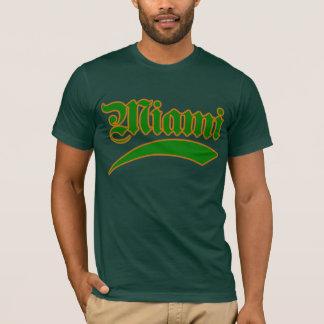 マイアミのTシャツ Tシャツ
