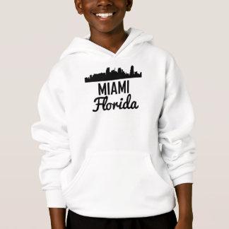 マイアミフロリダのスカイライン