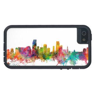 マイアミフロリダのスカイライン iPhone SE/5/5s ケース