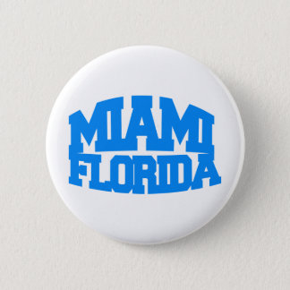マイアミフロリダ 缶バッジ