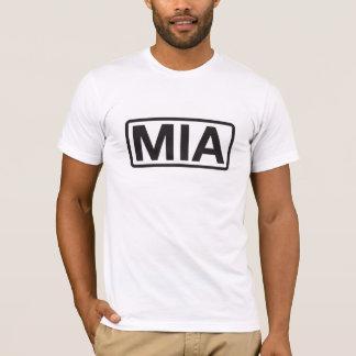 マイアミ国際空港 コードTシャツ Tシャツ