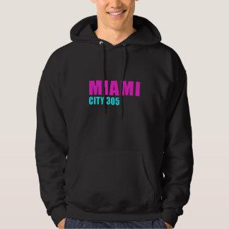 マイアミ都市305 パーカ