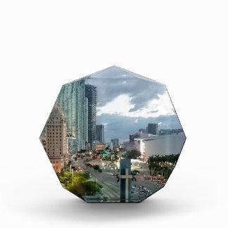 マイアミ2のキューバの自由タワー 表彰盾