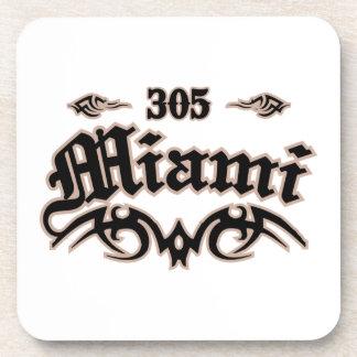 マイアミ305 コースター