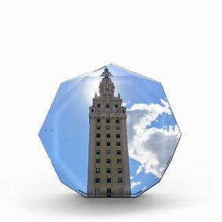 マイアミ4のキューバの自由タワー 表彰盾