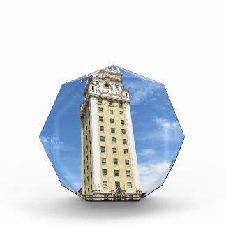 マイアミ6のキューバの自由タワー 表彰盾