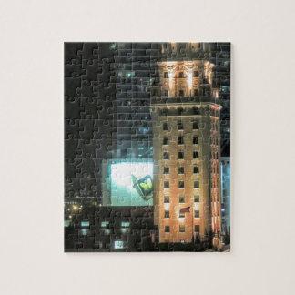 マイアミ7のキューバの自由タワー ジグソーパズル