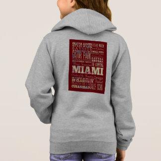 マイアミ、フロリダの魅力及び有名な場所 パーカ