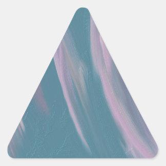 マイアミ 三角形シール