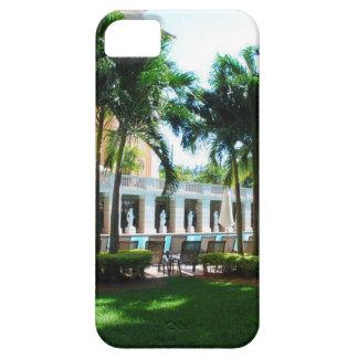 マイアミBiltmoreのプール区域 iPhone SE/5/5s ケース