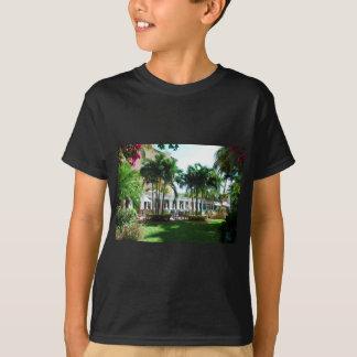 マイアミBiltmoreのプール区域 Tシャツ