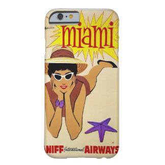 マイアミIphoneの例 Barely There iPhone 6 ケース