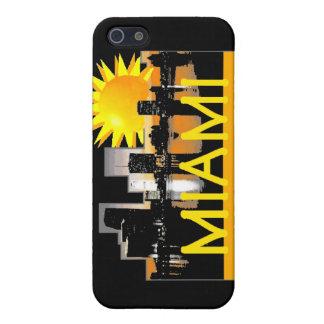 マイアミSpeckの例 iPhone SE/5/5sケース