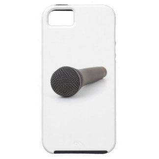 マイクロフォンの写真 iPhone SE/5/5s ケース
