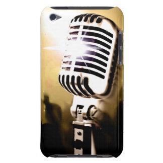 マイクロフォンの箱カバー Case-Mate iPod TOUCH ケース