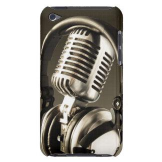 マイクロフォン及びヘッドホーンの箱カバー Case-Mate iPod TOUCH ケース