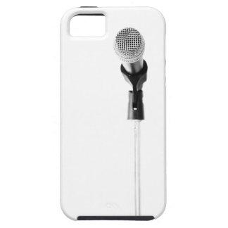 マイクロフォン iPhone SE/5/5s ケース