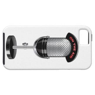 マイクロフォンIの電話箱 iPhone SE/5/5s ケース