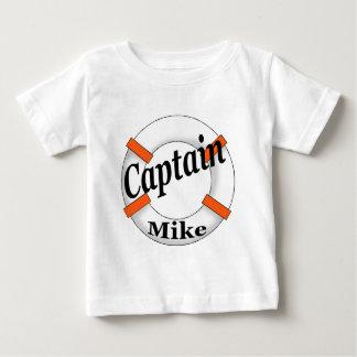 マイクGear大尉 ベビーTシャツ