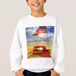 マイクParrishのアルバムカバー収集品 スウェットシャツ