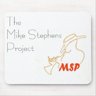 マイクStephensのプロジェクトのマウスパッド マウスパッド