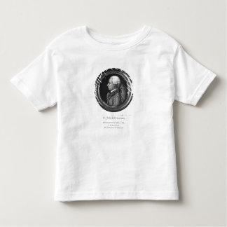 マイケルギヨームシーンde Crevecoeur トドラーTシャツ