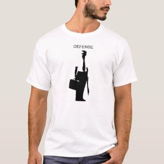 マイケル・ダグラス-防衛 Tシャツ