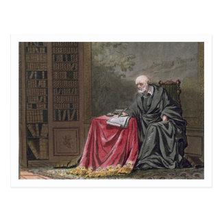マイケルde l'Hopital (c.1503-73) Co、一等書記官 ポストカード