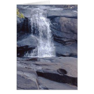 マイナーな滝 カード