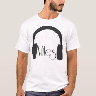 マイルス・デイヴィスのTシャツ Tシャツ