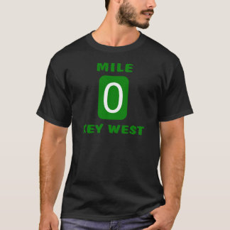マイル0 Key West Tシャツ