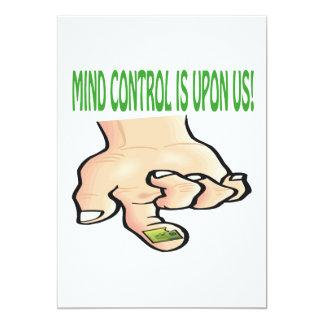 マインドコントロールは私達にあります カード