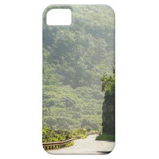 マウイのこんにちはビーチの森林道2014年 iPhone SE/5/5s ケース