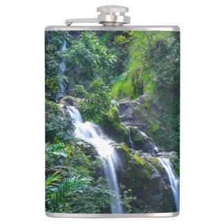 マウイハワイの滝 フラスク
