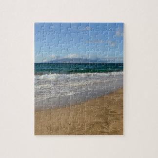 マウイハワイの熱帯ビーチ ジグソーパズル