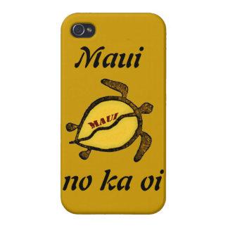 マウイkaのoiの携帯電話カバー無し iPhone 4 カバー