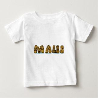マウイTikiの頭部 ベビーTシャツ