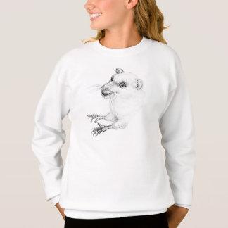 マウスのプルオーバー スウェットシャツ