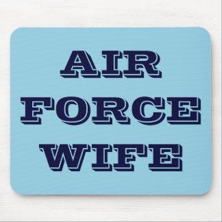マウスパッドの空軍妻 マウスパッド