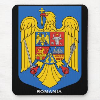 マウスパッドルーマニアの紋章付き外衣 マウスパッド