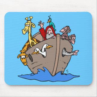マウスパッド-ノアの箱舟 マウスパッド