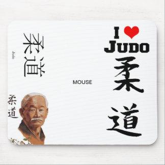 マウスパッドI愛柔道! faraのsemnatura JCB マウスパッド
