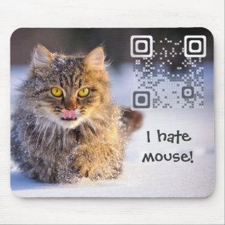マウスパッドQRコード マウスパッド