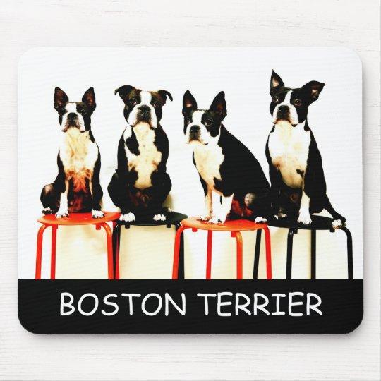 マウス (3), BOSTON TERRIER マウスパッド