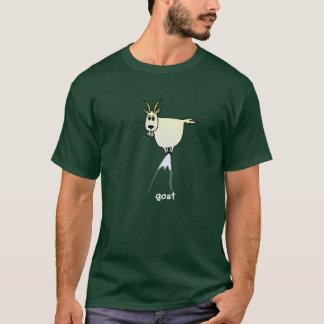 マウンテンゴートのティー Tシャツ