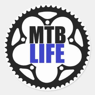 マウンテンバイクの生命 ラウンドシール