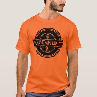 マウンテンバイクのTシャツ Tシャツ