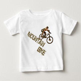 マウンテンバイク ベビーTシャツ